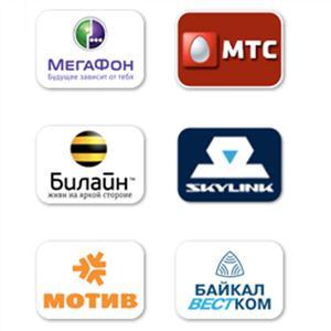 Операторы сотовой связи Горячегорска