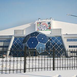Спортивные комплексы Горячегорска