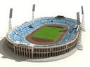 Муниципальное Автономное Учреждение Центр физкультурно-спортивной подготовки - иконка «стадион» в Горячегорске